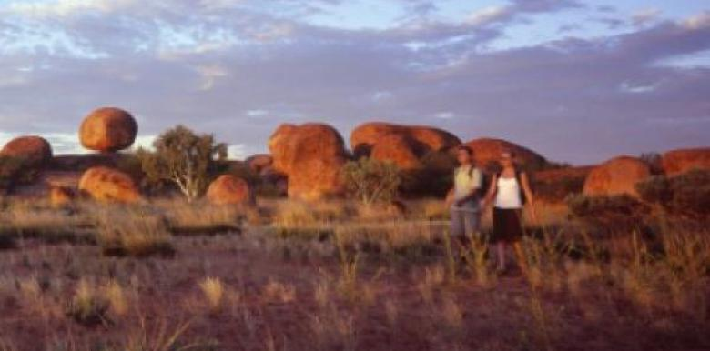 Crocodile Rock Red Centre and Top End Adventure Safari